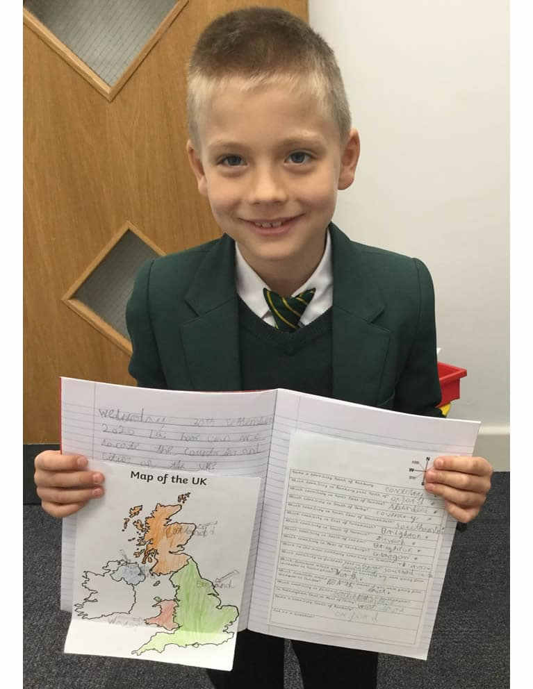 Map making skills