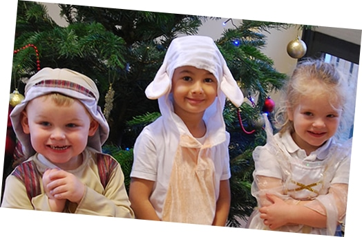 Plum Nativity play 2019