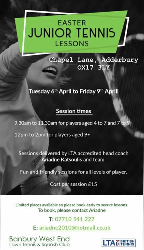 Adderbury Tennis Club