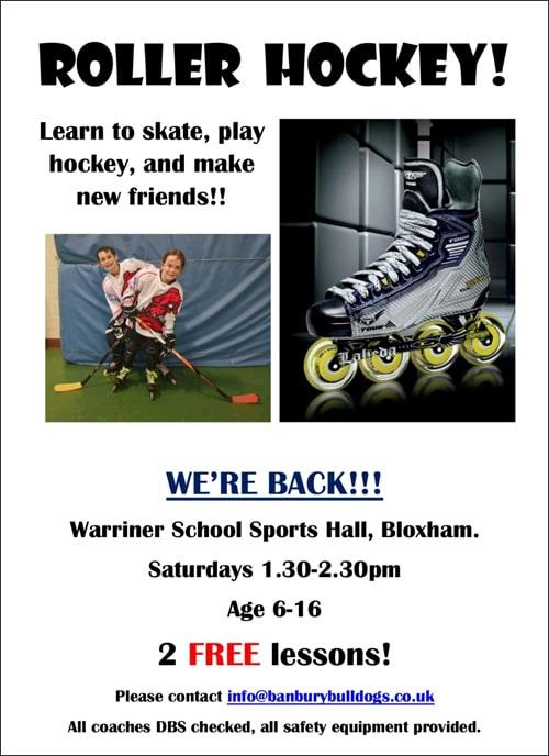 Roller Hockey poster